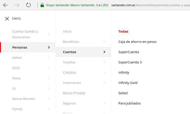 Banco Santande Río 1