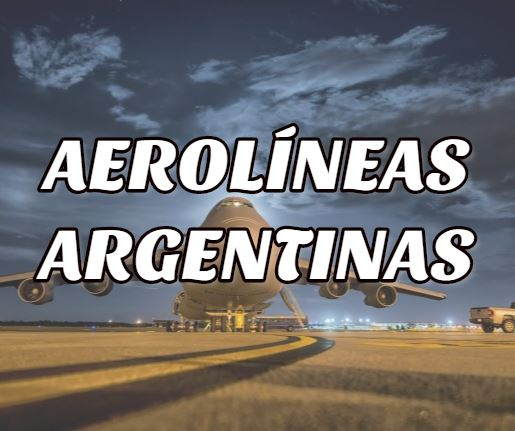 aerolíneas argentinas