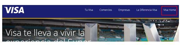 visa home 1